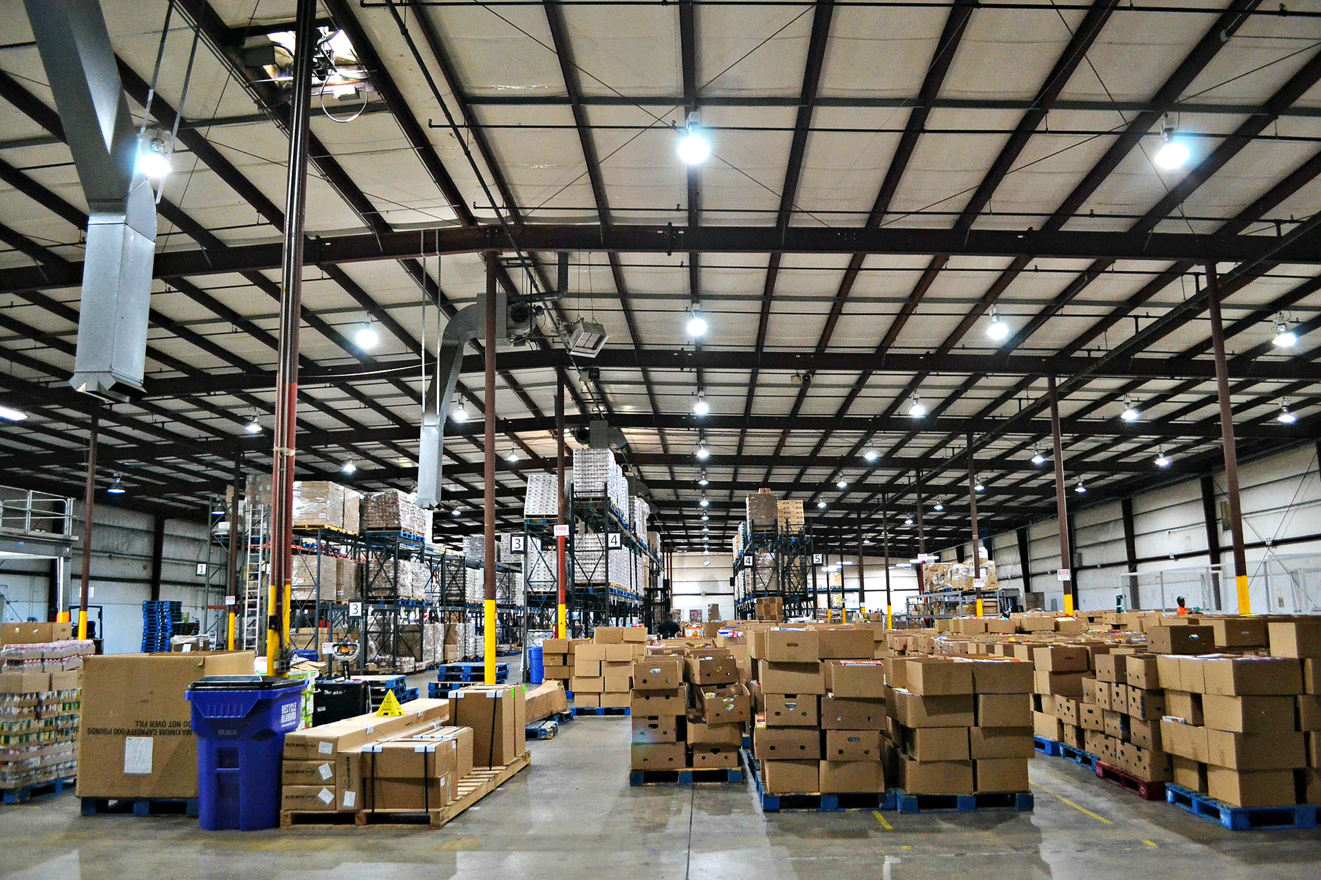 Food Service Warehouse Chapter